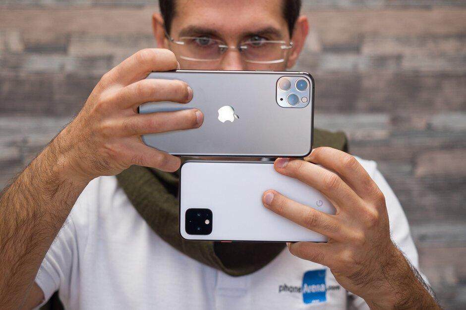 Смартфон с самой хорошей фотокамерой