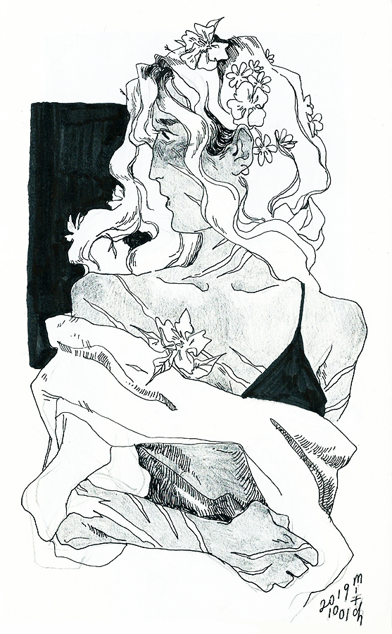Excerpts from my attempt at inktober last month <br>http://pic.twitter.com/ZnRGh3UJqG