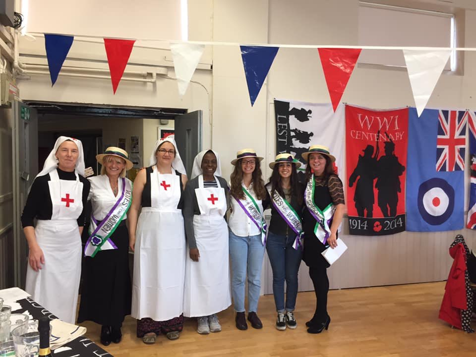 Come to our coffee morning on Wed 13 Nov (10:30-12:00) & share memories of your Mothers or Grandmothers life in Old Swan during WWI 1914-1918, or find out how to volunteer on this project. At the cafe @LappinCentre Joseph Lappin Centre, Mill Lane, L13 5TF All welcome! #OldSwan