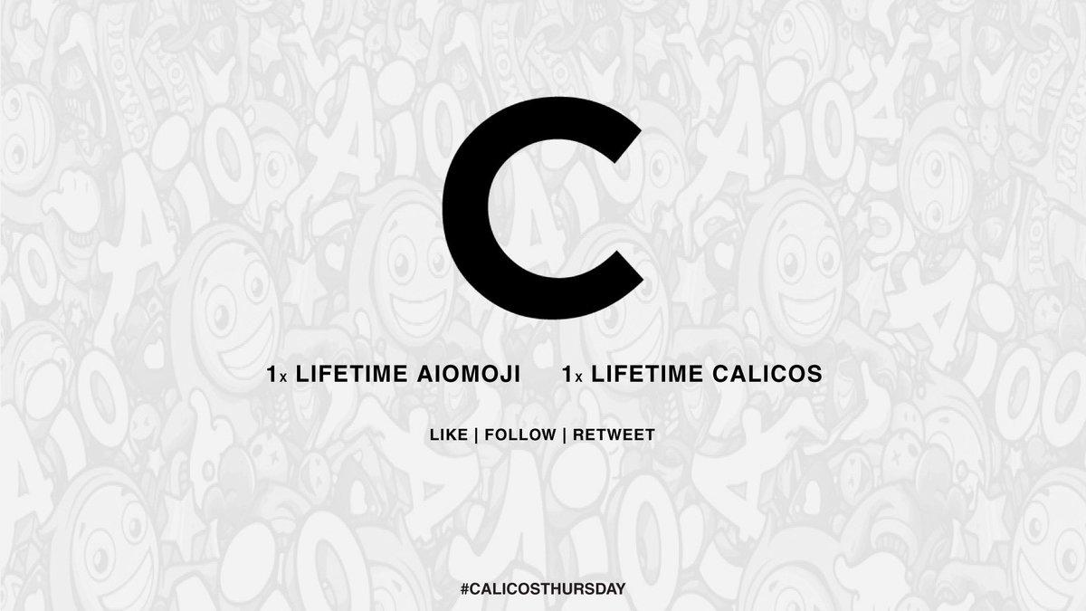 @calicosIO's photo on #CalicosThursday