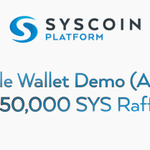 Image for the Tweet beginning: Join the #Syscoin #Mobile Wallet