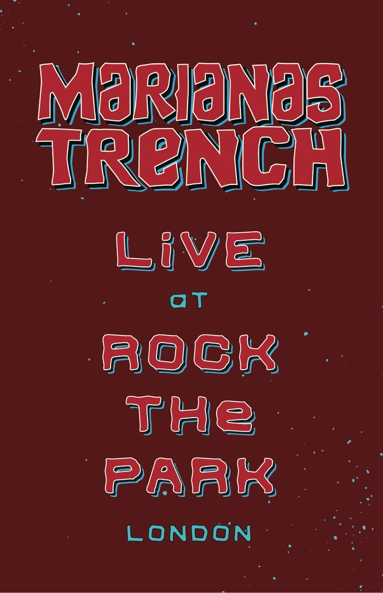 Trenchers! 🚨 Live at Rock the Park is now available on Apple TV, Amazon & Google Play! 🙌🏼 😱