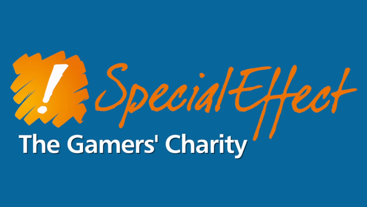 Finally, a special mention for tonights fantastic charity partner @SpecialEffect !   If youd like to kindly donate, you can text TIGA 5 to 70085 for a £5 donation, up to a maximum of £20 (TIGA 20).   Thank you ❤️