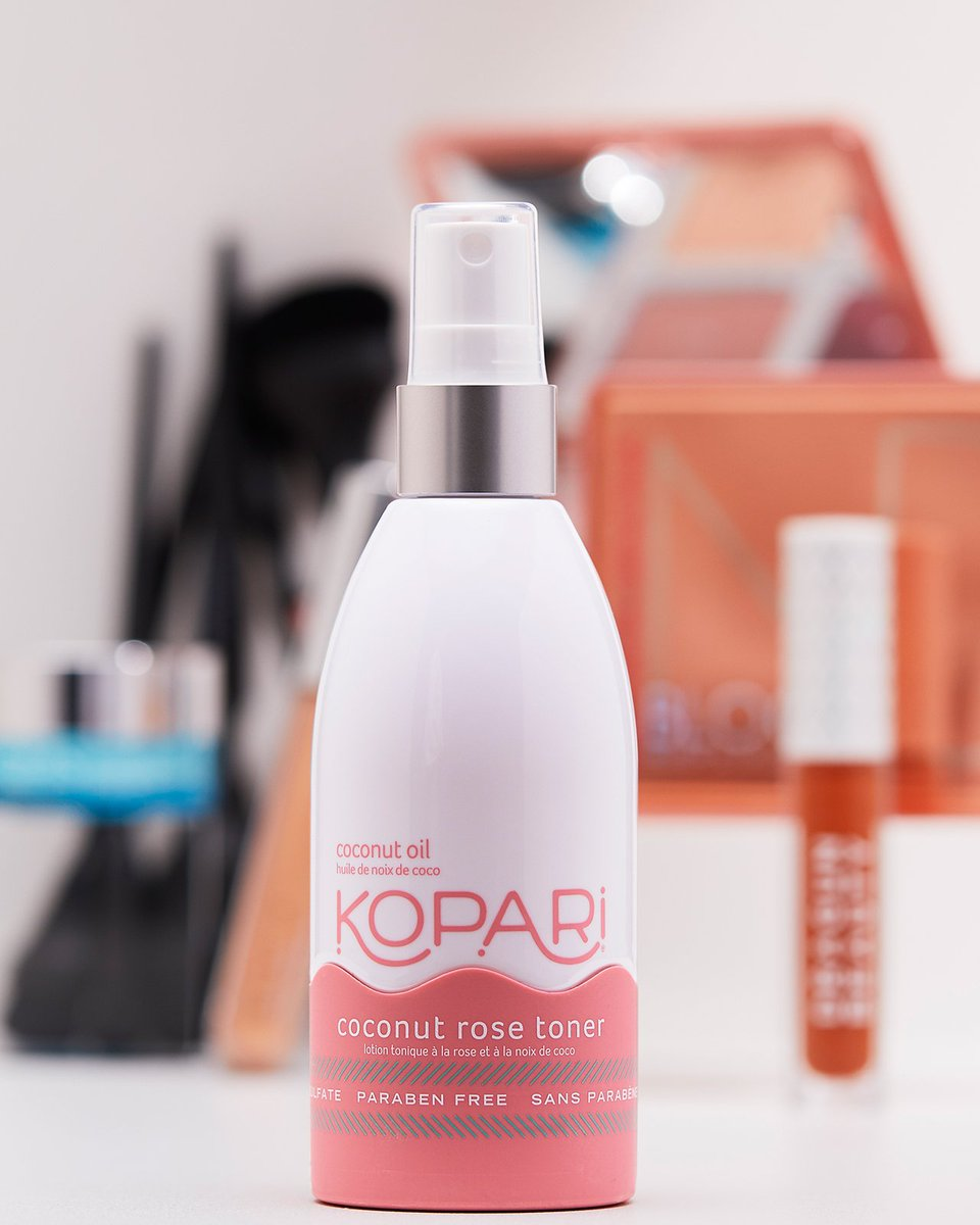 Revitalize your skin with @KopariBeauty  Coconut Rose Toner found in our Premium Box this month. It is rich with antioxidants leaving your skin looking hydrated and glowing!🌟
