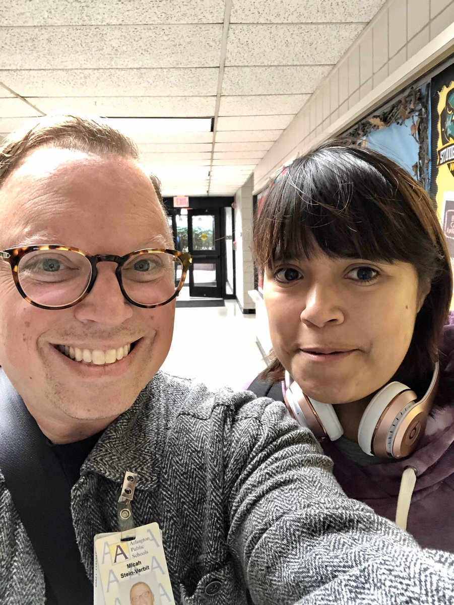 Always wonderful seeing a former PEP student doing their thing at NVCC! <a target='_blank' href='http://search.twitter.com/search?q=PEPproud'><a target='_blank' href='https://twitter.com/hashtag/PEPproud?src=hash'>#PEPproud</a></a> <a target='_blank' href='http://twitter.com/APSCareerCenter'>@APSCareerCenter</a> <a target='_blank' href='http://twitter.com/ACC_Partners'>@ACC_Partners</a> <a target='_blank' href='http://twitter.com/ArlingtonSEPTA'>@ArlingtonSEPTA</a> <a target='_blank' href='http://twitter.com/Margaretchungcc'>@Margaretchungcc</a> <a target='_blank' href='http://twitter.com/MsBakerACC'>@MsBakerACC</a> <a target='_blank' href='http://twitter.com/APHealeyACC'>@APHealeyACC</a> <a target='_blank' href='http://twitter.com/GeneralsPride'>@GeneralsPride</a> <a target='_blank' href='https://t.co/nmxzLLPkxF'>https://t.co/nmxzLLPkxF</a>