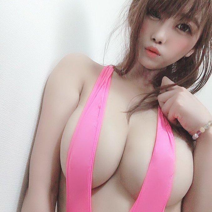 グラビアアイドル来栖有紀のTwitter自撮りエロ画像8