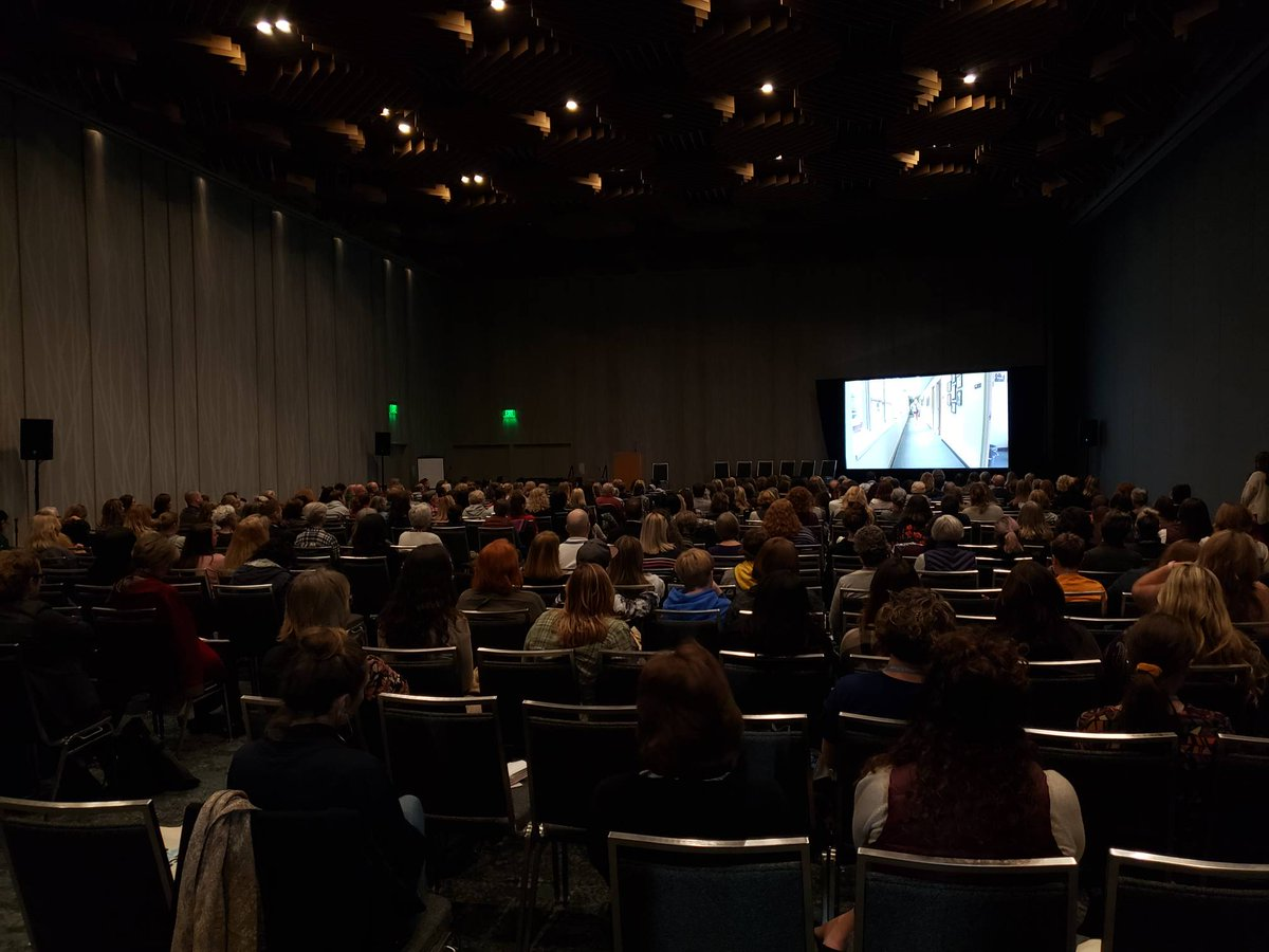 Thank you to Normal Isn't Real for showing your film during the family day portion of #DyslexiaCon19