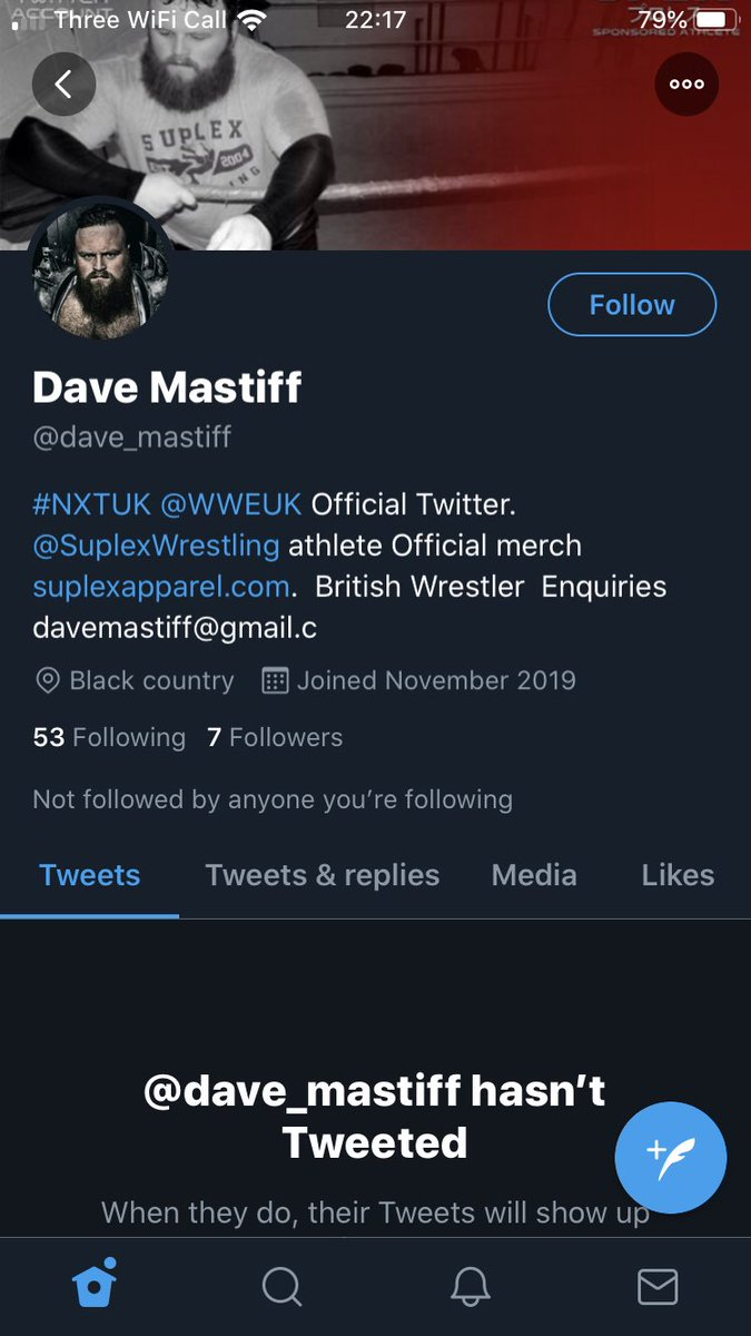 DaveMastiff photo
