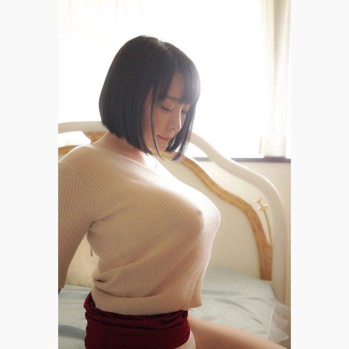 AV女優羽生ありさのTwitter自撮りエロ画像52