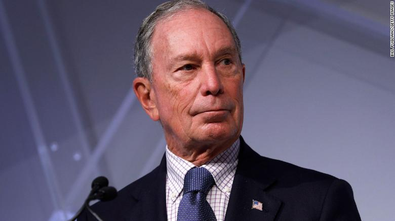 Michael Bloomberg, the former NYC mayor, is expected to file for the Alabama presidential primary, despite saying in March that he had decided against running in 2020  https://cnn.it/2rlvMih