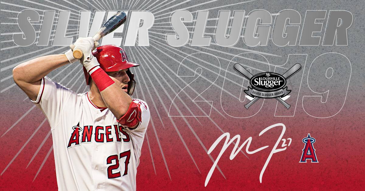 @Angels's photo on Silver Slugger