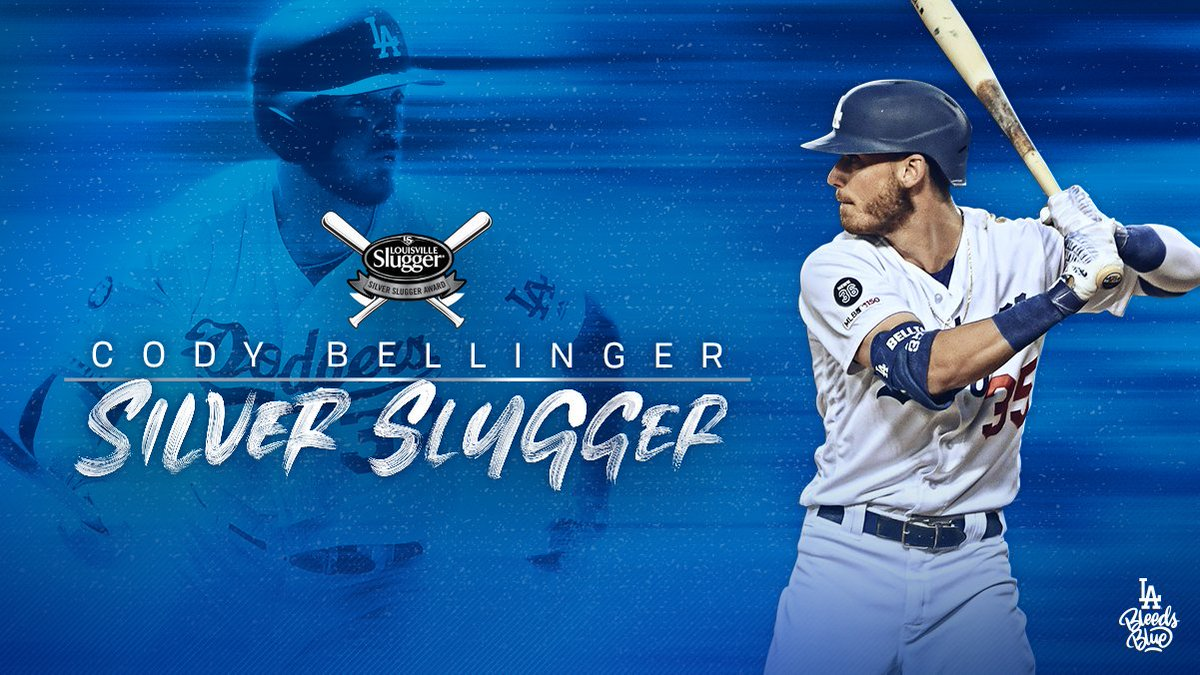 @Dodgers's photo on Silver Slugger