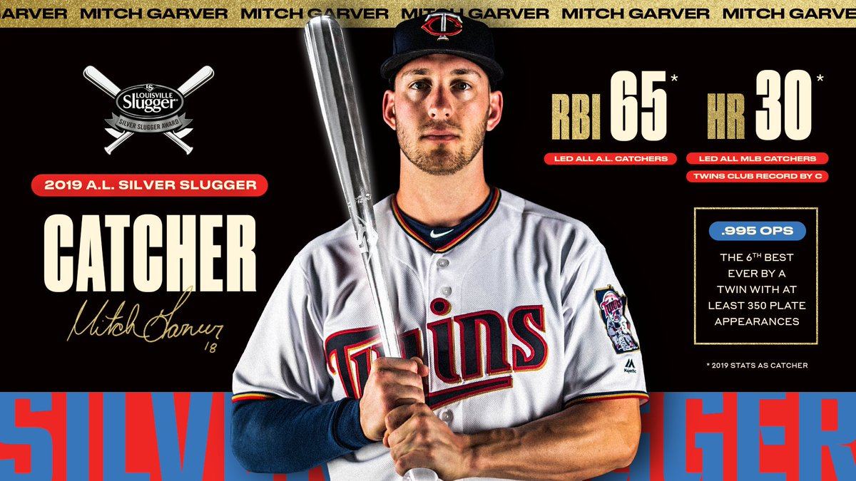 @Twins's photo on Mitch Garver