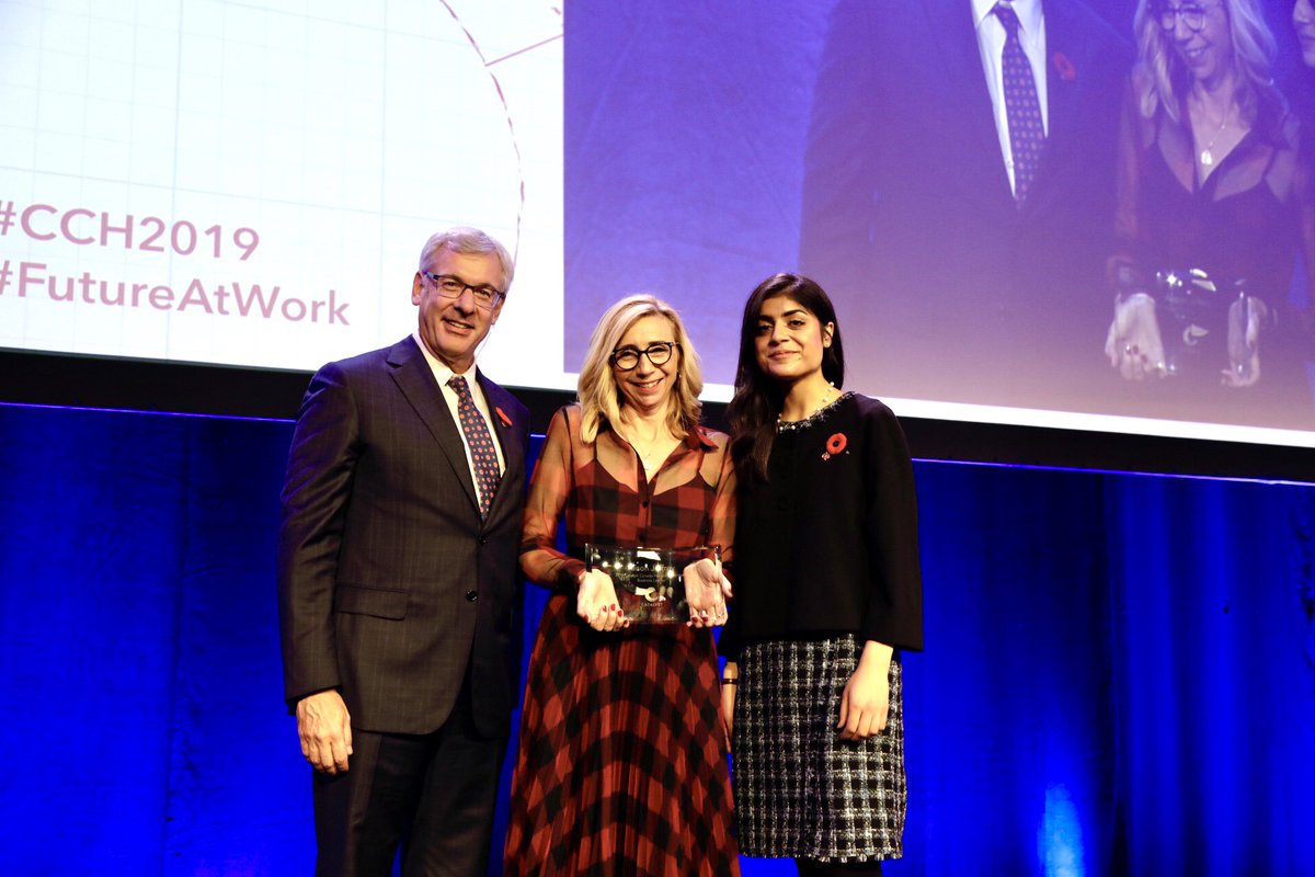 Congratulations Alison Jeffrey on your well-deserved recognition as the Catalyst Canada Honours Business Leader 2019! Thank you for all your efforts on the 30% Club Canada campaign!! #CCH2019 #FutureAtWork #pressforprogress #BalanceforBetter https://t.co/nOAgJClQf3