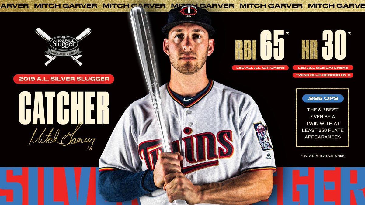 @twinsbeisbol's photo on Mitch Garver