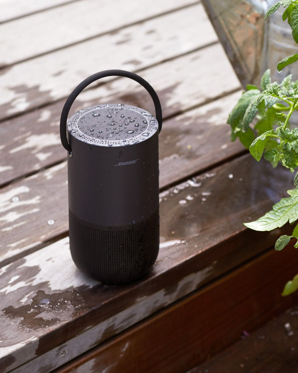 The great outdoors just got greater. Click to find the best wireless speaker for your next outdoor adventure: bose.life/358SzfS #BoseSpeakers