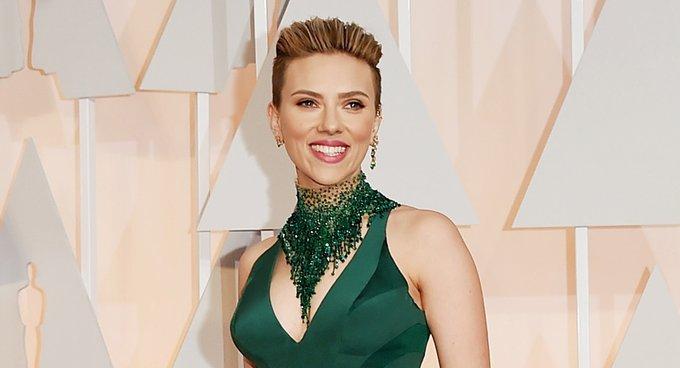 Happy birthday Scarlett Johansson! La actriz celebra sus 35 años de vida