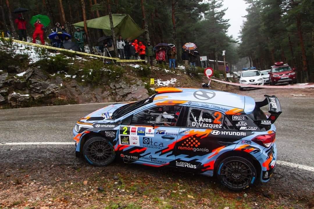 CERA: 10º Rallye Comunidad de Madrid - RACE [22-23 Noviembre] - Página 2 EJ-6qQPXUAAhfId