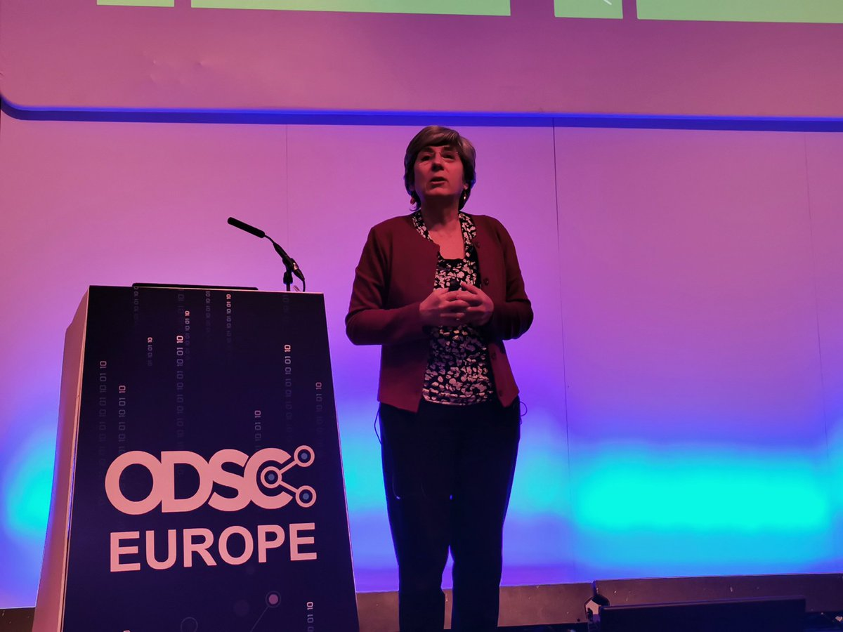 test Twitter Media - AI is very brittle, perhaps we need to reign in our expectations  Can humans compensate for the limitations of AI  Please use the HASHTAG!   #ODSCEurope  #DataScience #AI #MachineLearning #Python #rstats #DeepLearning https://t.co/pR7E4DYXaR