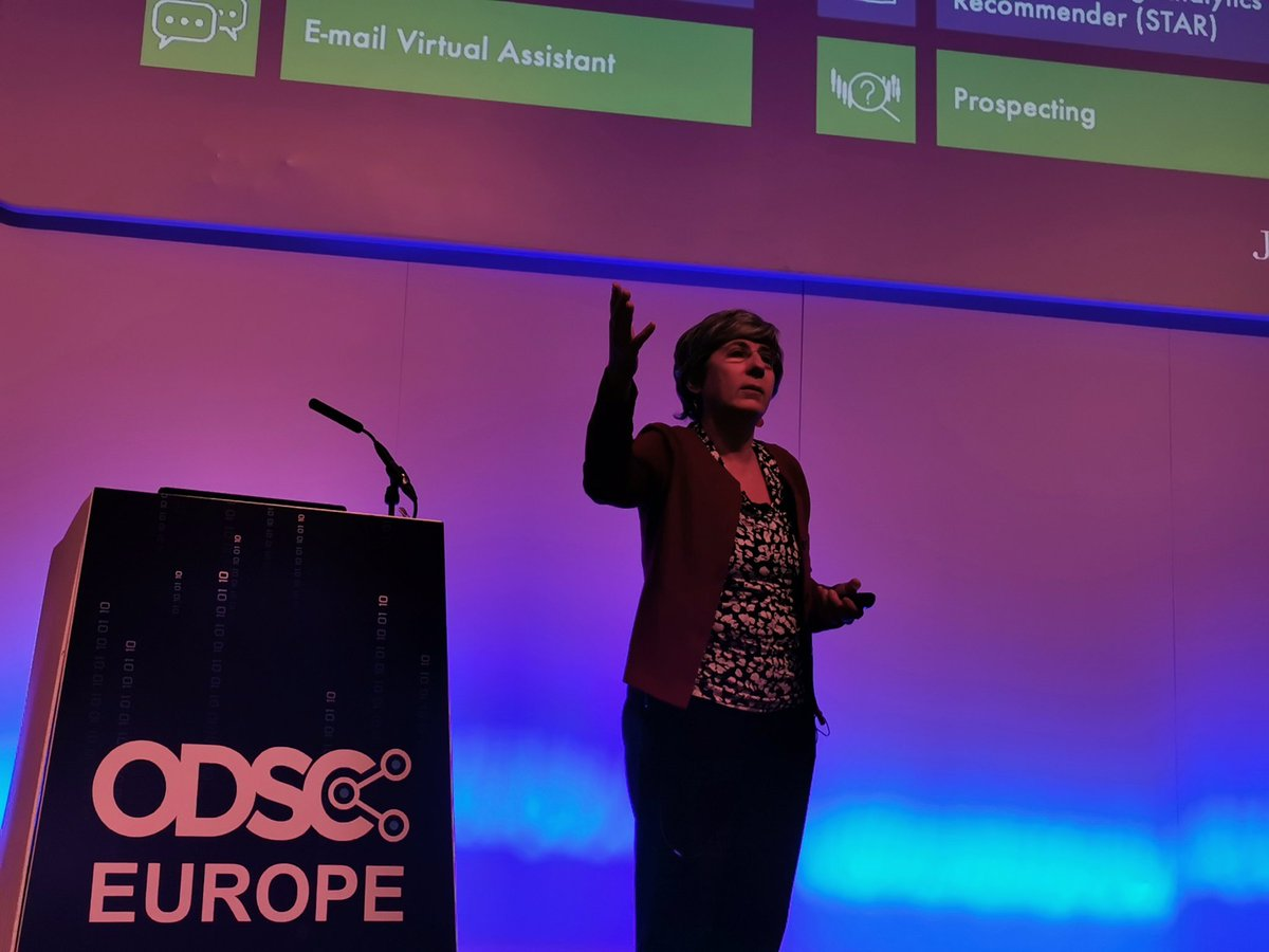 test Twitter Media - We need more papers on how we incorporate human feedback into these AI systems  What do we do if an email Classification AI is wrong? How to incorporate human feedback here  Please use the HASHTAG!   #ODSCEurope  #DataScience #AI #MachineLearning #Python #rstats #DeepLearning https://t.co/KRDHiaQWhq