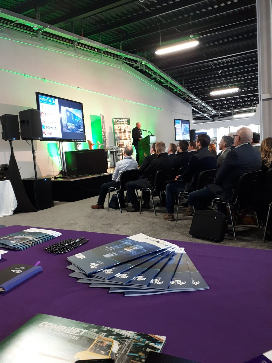 test Twitter Media - 'There's a huge amount of investment in AI in the EU...pretty much every country in the world has an #AI strategy. We're moving in that direction' - #DCUAlumni @cto_maverick at the @Combilift Artificial Intelligence event this morning!  #LiftingInnovation #ArtificialIntelligence https://t.co/anffxLWbEg
