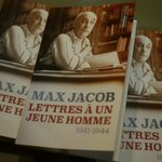 Image for the Tweet beginning: #vendredilecture avec Max Jacob et