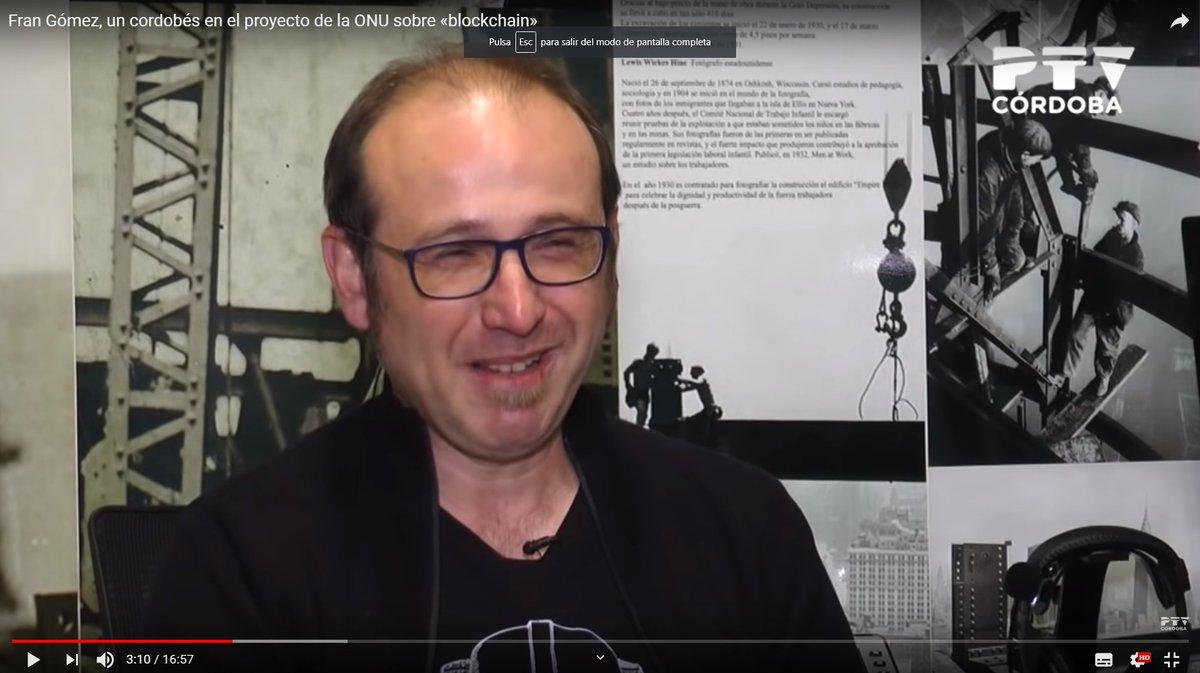 test Twitter Media - Fran Gómez, un cordobés en el proyecto de la @onu sobre «blockchain». Entrevistas a @FranGme63219053 @QualicaRD & @PayThunder Córdoba, Andalucía https://t.co/epM5UCTNbc #blockchain #smartcity #smartcities #tech #technology #fintech #AI #IA  #ARtificialIntelligence https://t.co/8N9WqwkMs6