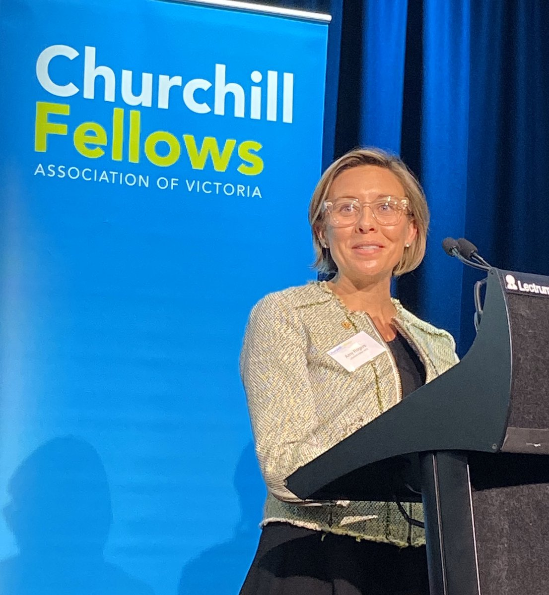 Congratulations to Amy Rogers on her 2019 @ChurchillTrust Fellowship investigating the effectiveness of gender pay equity legislation & regulatory frameworks: UK, Sweden, Finland, Iceland, NZ We're the highest education ranking for women in Aus but 62/144 OECD for gender pay gap.