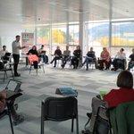 Image for the Tweet beginning: Cómo construir una #CiudadDeValores? Hoy