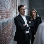 Image for the Tweet beginning: Ghosn finally allowed to speak