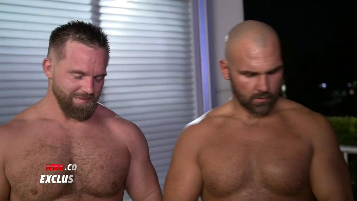 EXCLUSIVE: Though they came up short against the #UndisputedERA, @ScottDawsonWWE & @DashWilderWWE feel they proved that they're STILL the #TopGuys in their return to @FullSail. #WWENXT