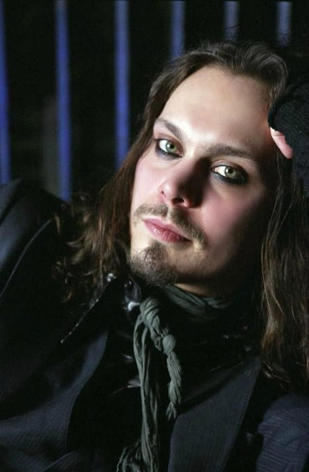 Happy birthday Ville Valo  I LOVE YOU