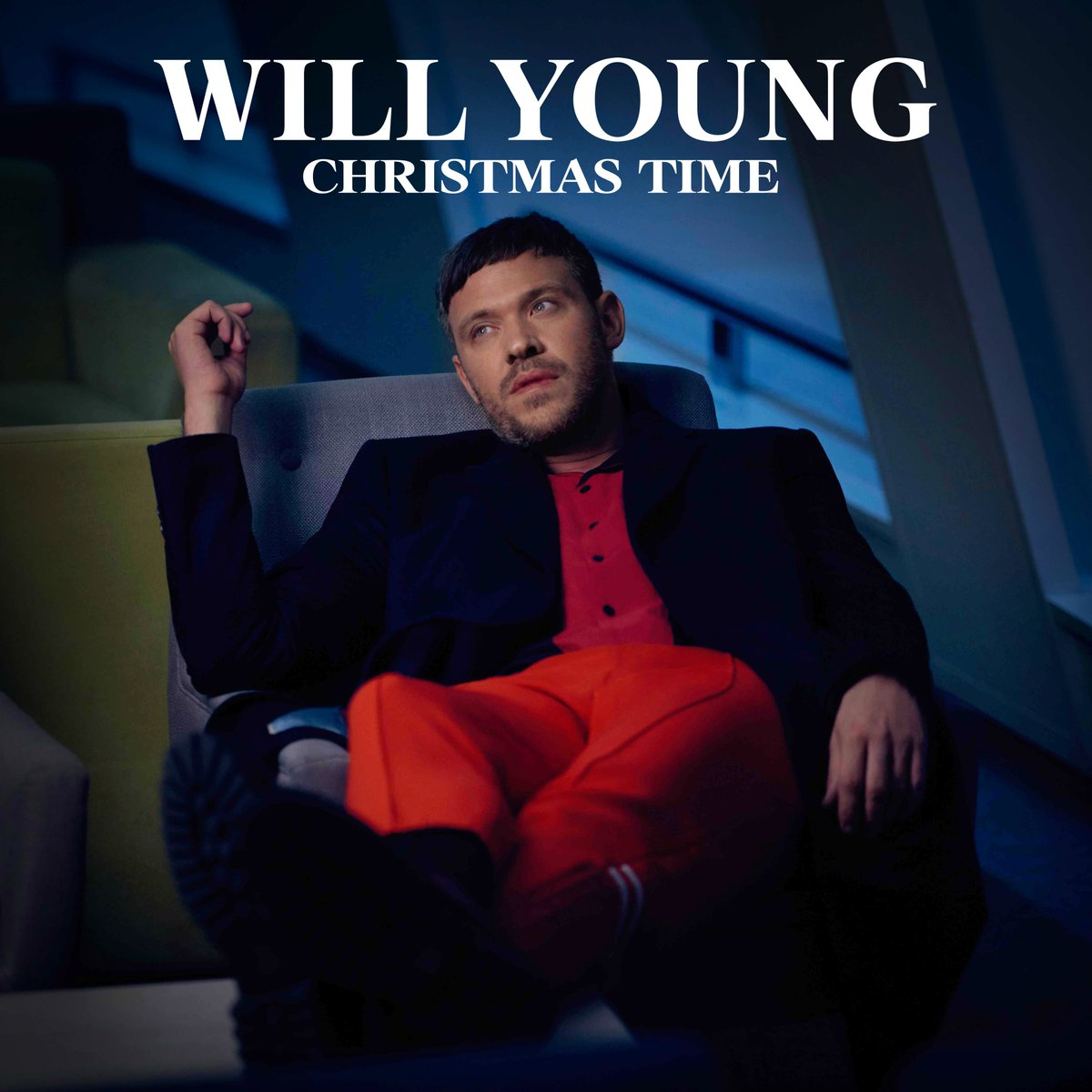 New Music, New CHRISTMAS MUSIC, stream, play, download here WillYoung.lnk.to/ChristmasTime