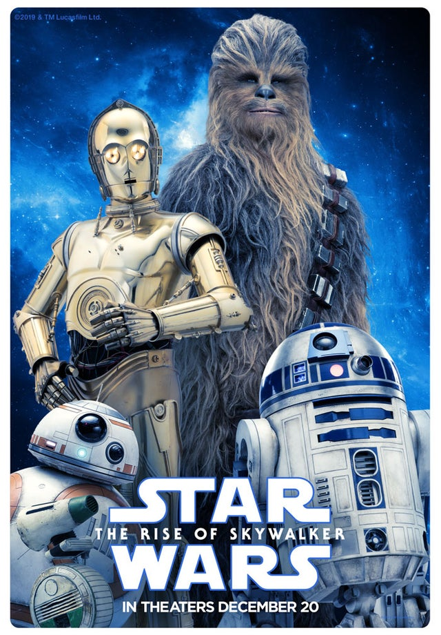 Star Wars El Ascenso De Skywalker Pelicula Completa Descargar Mega