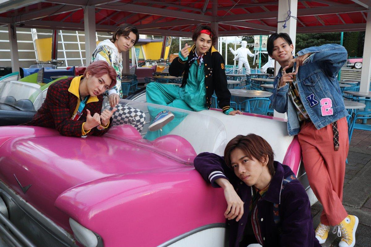 「Revival Love」絶賛発売中!このあと日本テレビ系列「バズリズム02」 @BUZZRHYTHM_NTV で地上波初披露❣️CD・MV・配信・TV、ぜひチェックしてください!!!!!!☺️✨【MV】【配信サイト】#超特急 #RevivalLove #リバラブ #バズリズム