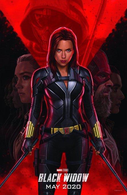 Happy Birthday,  Scarlett Johansson!