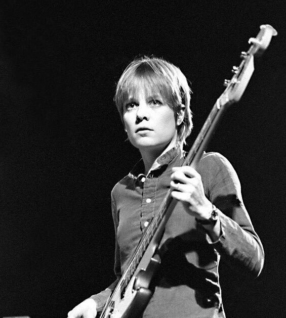 Happy birthday Tina Weymouth X