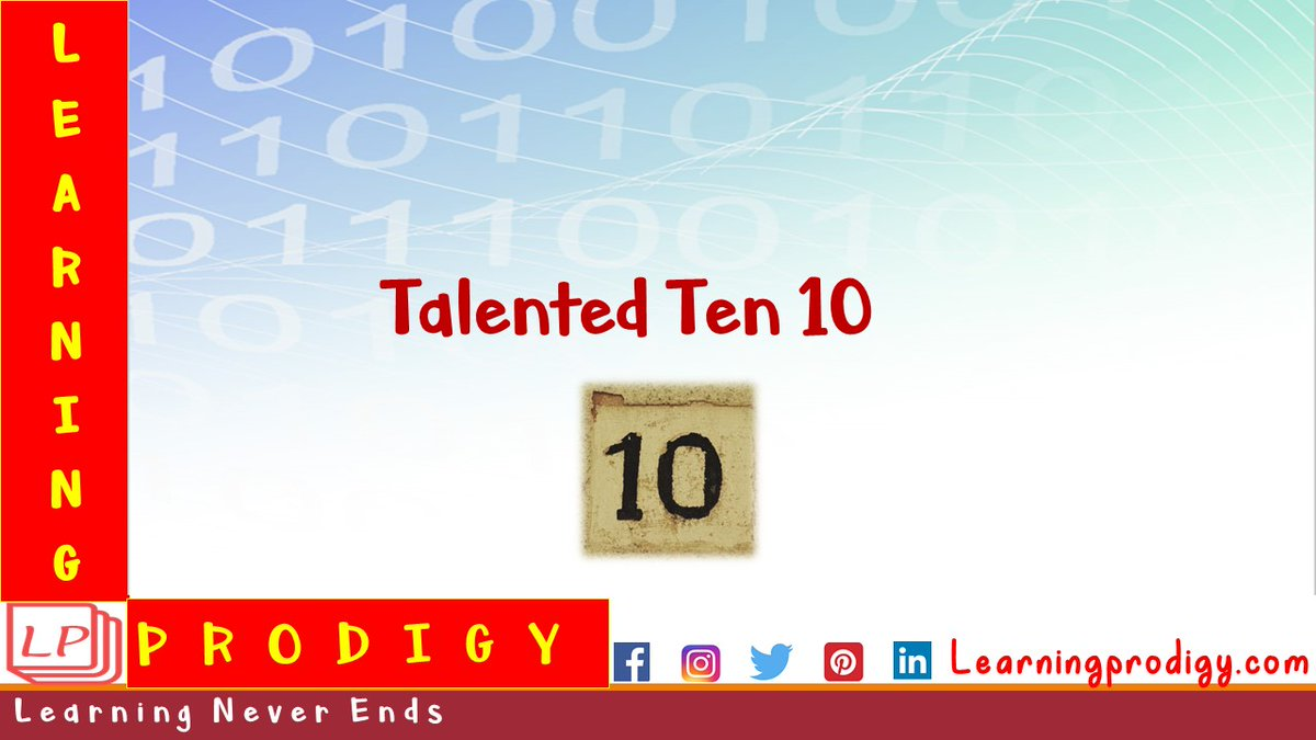 #10 #number10 #MATH #TEN #Facts #interesting #Numbers #matheducation #MathsEveryoneCan #easynumbers #numbergame  For more learning videos subscribe to our channel http://bit.ly/2owerCh My blog: https://learningprodigy.com/pic.twitter.com/4cqlWQsavn