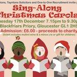 Image for the Tweet beginning: SING-ALONG CHRISTMAS CAROL 🎅🎶  Do you