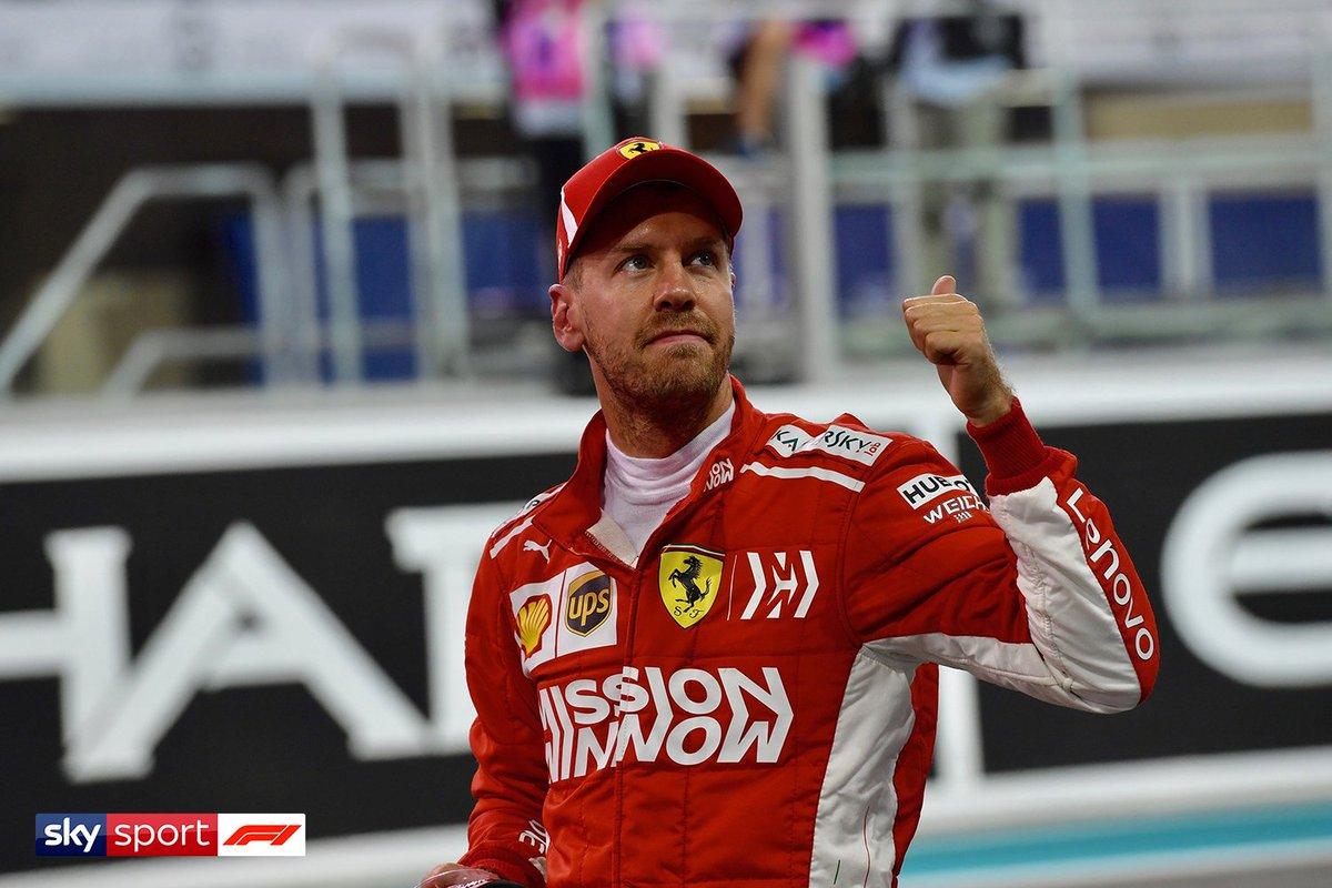 🇦🇪 Il prossimo #AbuDhabiGP sarà il 240° 🔴 in carriera per Sebastian #Vettel 🥇🥈🥉 Finora il tedesco ha ottenuto 120 podi  ➖ 🤔 Cosa vi aspettate da lui a Yas Marina❓ #SkyMotori #F1 #Formula1