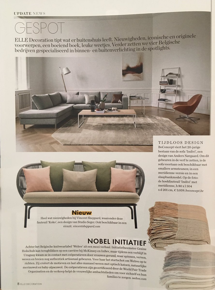 Leuke Design Fauteuil.Sofie Fiers On Twitter Another Nice Feature About Wehve In The