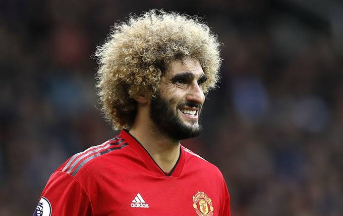 Happy birthday to Marouane Fellaini who turns 32 today
