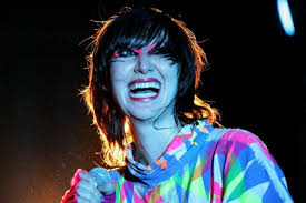 Happy Birthday to the luminous goddess Karen O!