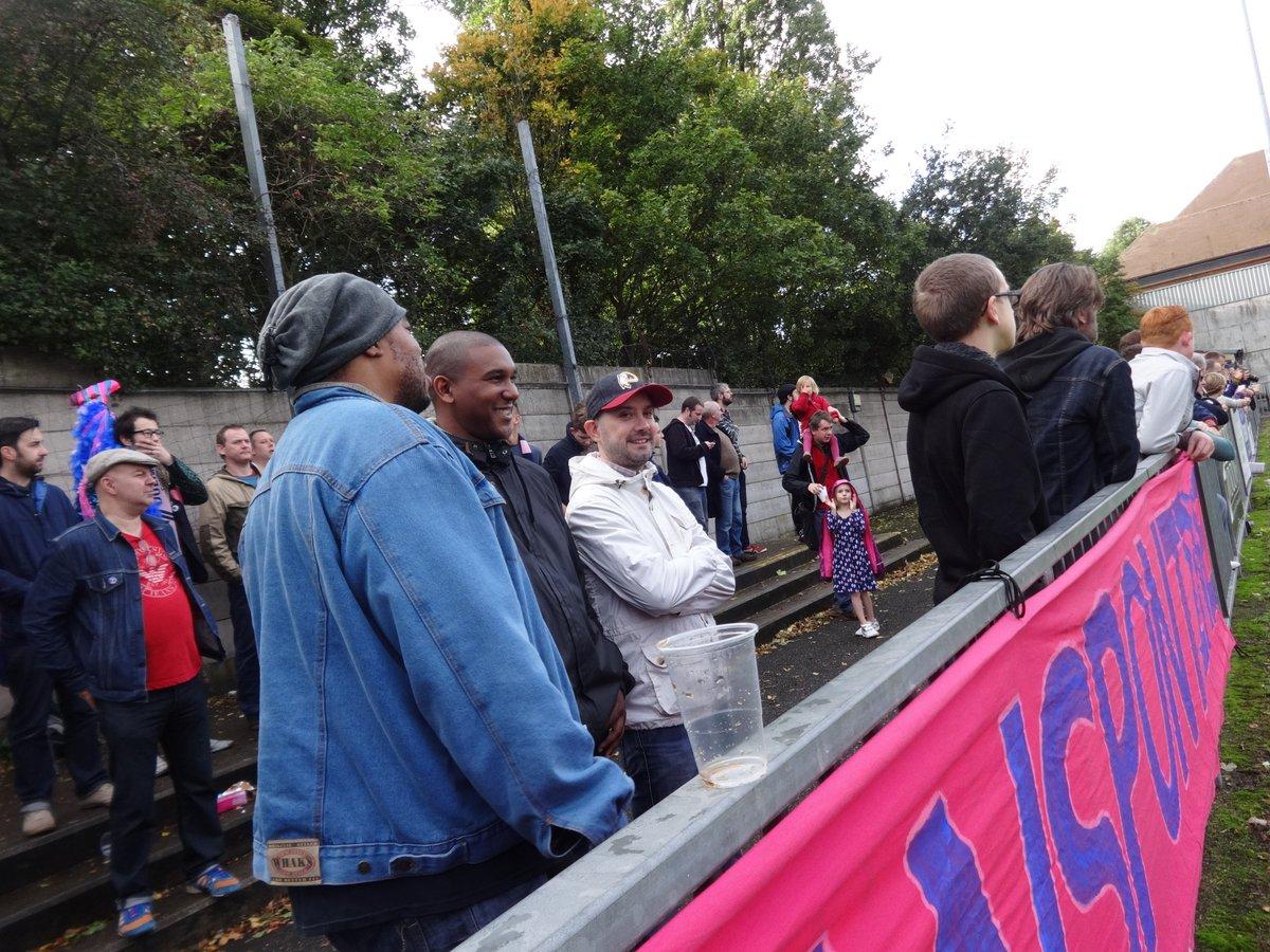 The Rabble 2014 #DHFC Dulwich Hamlet FC