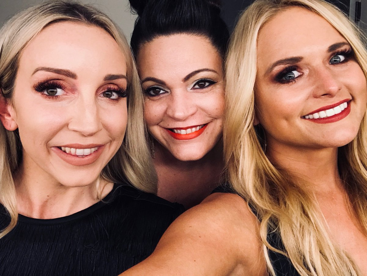 Nearly a decade of friendship, laughs, fights, smiles, sad and happy tears. We are so grateful to the @recordingacad for nominating #InterstateGospel for Country album of the year. #sisters