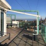 Vandaag mooi uitzicht over #Medemblik tijdens bouwkundige opname. #dakvervanging en #schadeherstel #werkplezier