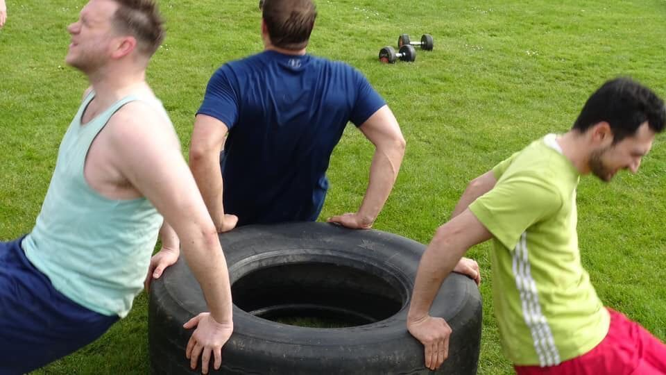 Bootcamp session underway at residential! #gym  #bootcamp  #Cardio  #FitFam  #FitLife  #Fitness  #FitnessAddict  #GetStrong   #getoutside   #NoPainNoGain   #Sweat   #Fitquote  #Getfit  #Workout  #Goalsetting  #youcandoit  #fitnessgoals  #trainhard  #fitcamp  #personaltrainer  #FitnessChallenge