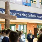 Image for the Tweet beginning: CtK welcomes the Cross as