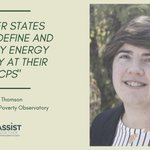 Image for the Tweet beginning: Harriet Thomson from @EPOV_EU has