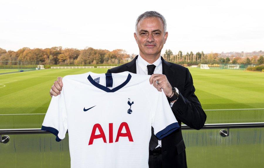 ¡Bienvenido, José! #THFC ⚪️ #COYS